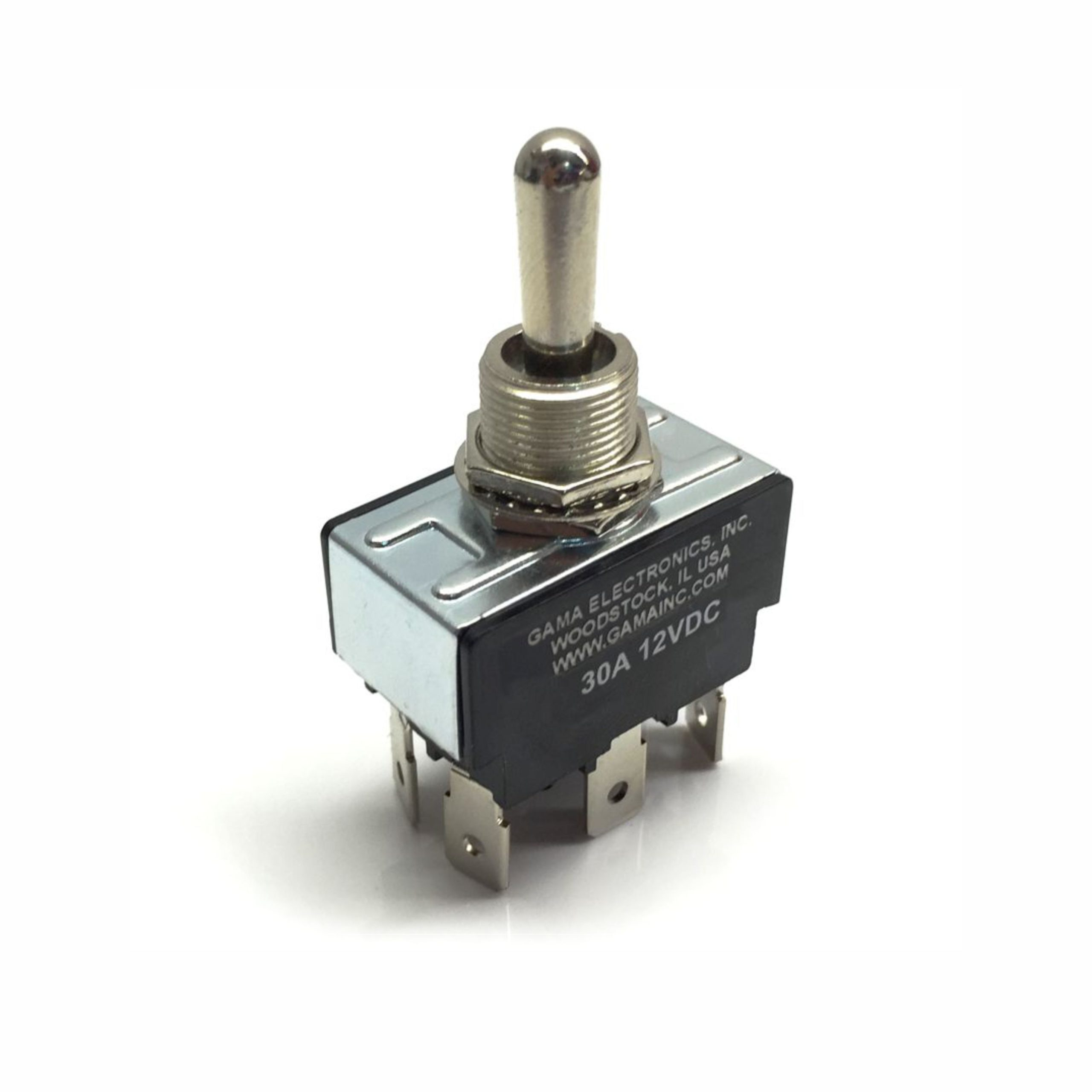 438PR-MM3. $10.95 – $19.95. Toggle Switch, 30A Polarity Reversing ...
