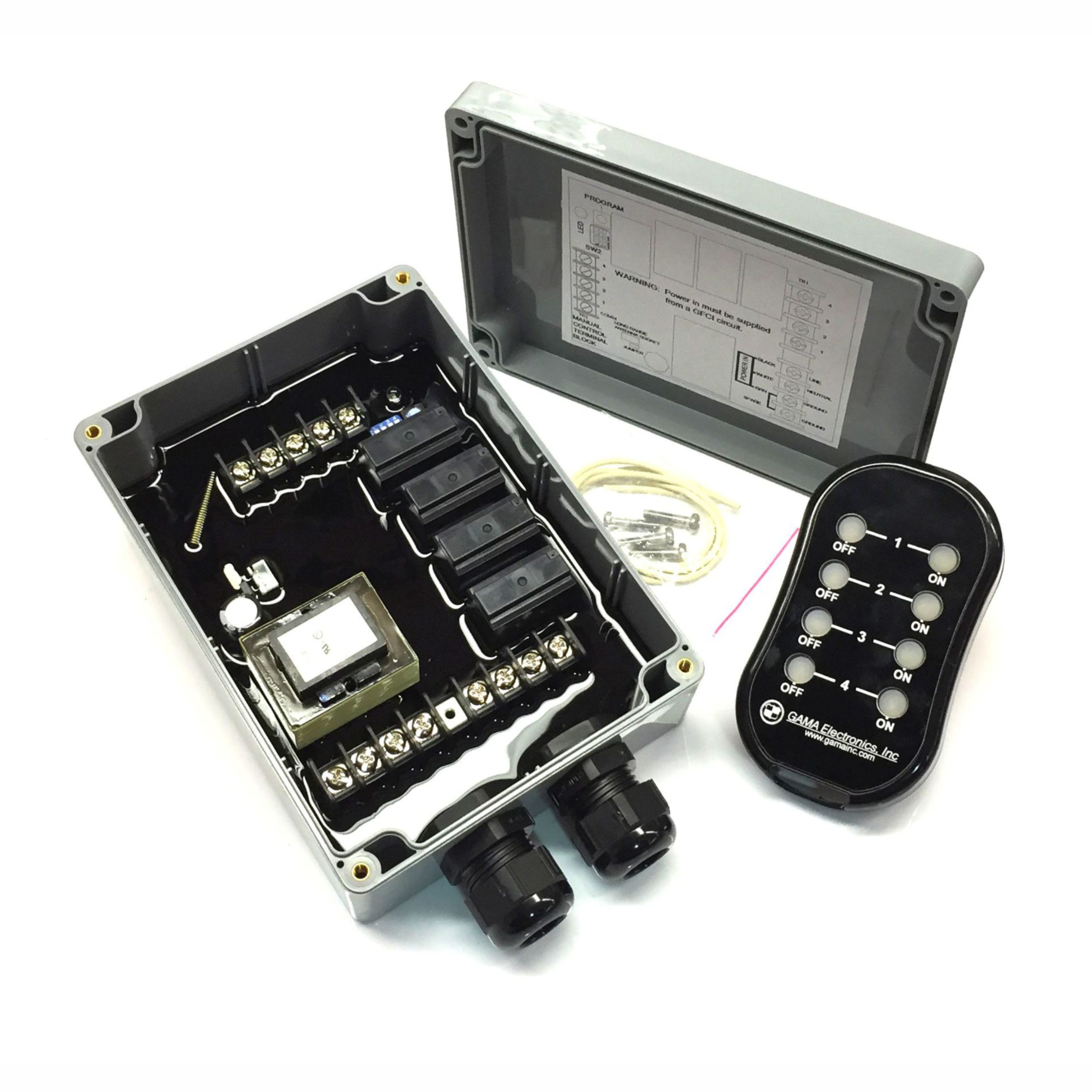 Rf Remote Controls Archives Gama Electronics Using Ac Motor Speed Controller Circuit Diagram C Code Rf120v 4 Asl Control